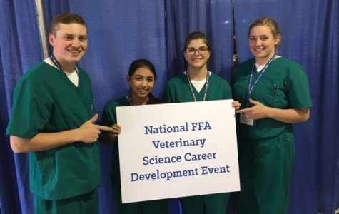 FFA Team Crowned Reserve National Champions