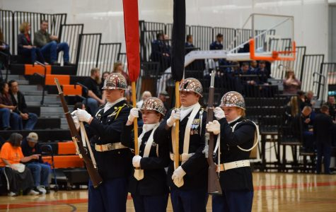 ROTC Builds Character and Encourages Service