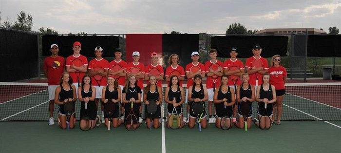 Tennis Teams Win State Championships